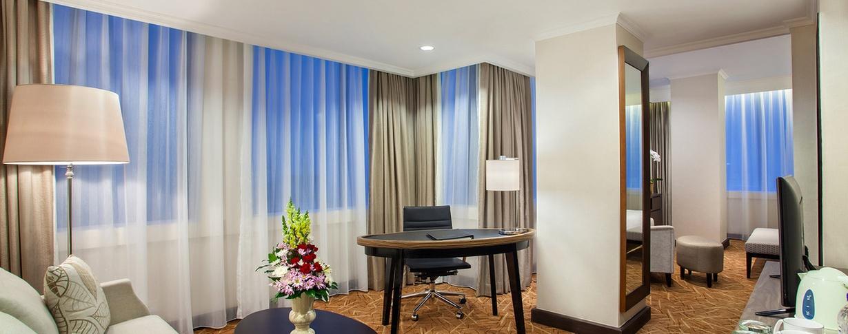 Menara Peninsula Hotel OFFICIAL WEBSITE | 4-star hotel in