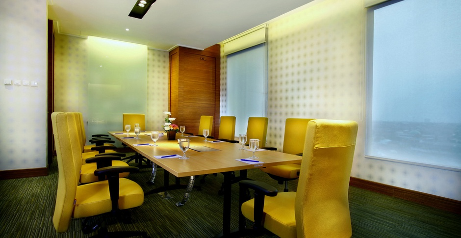 BUSINESS CENTER Menara Peninsula Hotel en Jakarta